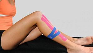Shin Splints Tape for Medial Tibial Stress Syndrome